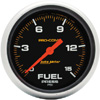 "Autometer Pro Comp Full Sweep Electric Fuel Pressure Gauge 2 5/8"" (66.7mm)"