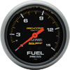 "Autometer Pro Comp Liquid Filled Mechanical Fuel Pressure Gauge 2 5/8"" (66.7mm)"