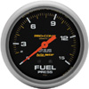 "Autometer Pro Comp Liquid Filled Mechanical Fuel Pressure w/ Isolator Gauge 2 5/8"" (66.7mm)"