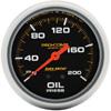 "Autometer Pro Comp Liquid Filled Mechanical Trans Temperature Gauge 2 5/8"" (66.7mm)"