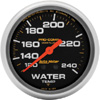 "Autometer Pro Comp Liquid Filled Mechanical Water Temperature Gauge 2 5/8"" (66.7mm)"