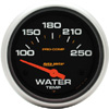 """Autometer Pro Comp Short Sweep Electric Water Temperature Gauge 2 5/8""""(66.7mm)"""