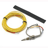Autometer Pyrometer Accessories Street Series Street Series Probe Kit Accessories