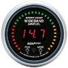 "Autometer Sport Comp Digital Wideband Air/Fuel Ratio Wideband A/F Kit Gauge 2 1/16"" (52.4mm)"