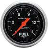 "Autometer Sport Comp Full Sweep Electric Fuel Pressure Gauge 2 1/16"" (52.4mm)"