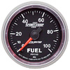 "Autometer Sport Comp II Full Sweep Electric Fuel Pressure 2 1/16"" (52.4mm)"