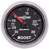 "Autometer Sport Comp II Full Sweep Electric Boost / Vacuum 2 1/16"" (52.4mm)"