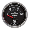 "Autometer Sport Comp II Short Sweep Electric Oil Pressure Gauges 2 1/16"" (52.4mm)"