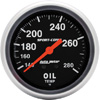 "Autometer Sport Comp Mechanical Oil Temperature Gauge 2 5/8"" (66.7mm)"