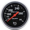 "Autometer Sport Comp Mechanical Oil Temperature Gauge 2 5/8"" (66.7mm)"