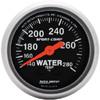 "Autometer Sport Comp Mechanical Water Temperature Gauge 2 1/16"" (52.4mm)"