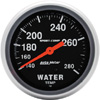 Autometer Sport Comp Mechanical Water Temperature Gauge 2 5/8