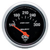 "Autometer Sport Comp Short Sweep Electric Oil Temperature Gauge 2 5/8"" (66.7mm)"