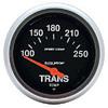 "Autometer Sport Comp Short Sweep Electric Trans Temperature Gauge 2 5/8"" (66.7mm)"
