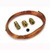 "Autometer Tubing / Hose Copper Tubing 6' Copper Tubing, 1/8"" Dia. Accessories"