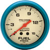 "Autometer Ultra Nite Mechanical Fuel Pressure gauge 2 5/8"" (66.7mm)"