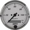 "AutometerA merican Platinum In-Dash Tachs & Speedos Speedometer Programmable Gauges 3 1/8"" (79.4mm)"