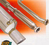 Greddy Evo2 Cat-Back Exhaust System: Acura RSX Base (02-04)