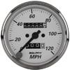 Autometer American Platinum In-Dash Tachs & Speedos Speedometer Gauges 3