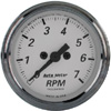 Autometer American Platinum In-Dash Tachs & Speedos Tachometer Gauges 2