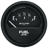 """Autometer Auto Gage Short Sweep Electric Fuel Level gauge 2 5/8"""" (66.7mm)"""