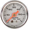 "Autometer Autogage Mechanical Fuel Pressure Gauge 1 1/2"" (38.1mm)"