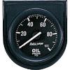Autometer Autogage Mechanical Oil Pressure gauge 2 5/8