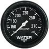 "Autometer Autogage Mechanical Water Temperature gauge 2 5/8"" (66.7mm)"