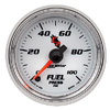 "Autometer C2 Full Sweep Electric Fuel Pressure gauge 2 1/16"" (52.4mm)"