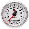 "Autometer C2 Full Sweep Electric Pyrometer gauge 2 1/16"" (52.4mm)"