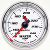"Autometer C2 Mechanical Water Temperature gauge 2 1/16"" (52.4mm)"