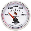 "Autometer C2 Short Sweep Electric Trans Temperature gauge 2 1/16"" (52.4mm)"