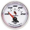"Autometer C2 Short Sweep Electric Trans Temperature gauge 2 1/16"" (52.4mm)"