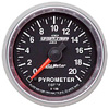 Autometer Sport Comp II Full Sweep Electric Pyrometer Gauges 2 1/16
