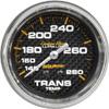 """Autometer Carbon Fiber Mechanical Trans Temperature gauge 2 5/8"""" (66.7mm)"""