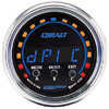 "Autometer Cobalt Digital D-PIC gauge 2 1/16"" (52.4mm)"