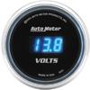 Autometer Cobalt Digital Voltmeter gauge 2 1/16