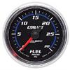 "Autometer Cobalt Full Sweep Electric Fuel Pressure gauge 2 1/16"" (52.4mm)"