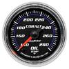 "Autometer Cobalt Full Sweep Electric Oil Temperature gauge 2 1/16"" (52.4mm)"