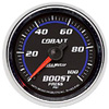 "Autometer Cobalt Mechanical Boost gauge 2 1/16"" (52.4mm)"