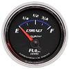 "Autometer Cobalt Short Sweep Electric Fuel Level gauge 2 1/16"" (52.4mm)"