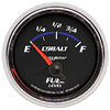 "Autometer Cobalt Short Sweep Electric Fuel Level gauge 2 1/16"" (52.4mm)"