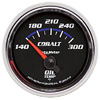 "Autometer Cobalt Short Sweep Electric Trans Temperature gauge 2 1/16"" (52.4mm)"