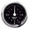 "Autometer Cobra Full Sweep Electric Clock gauge 2 1/16"" (52.4mm)"
