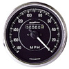 "Autometer Cobra In-Dash Tachs & Speedos Speedometer gauge 4"" (101.6mm)"