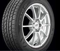 "Kumho Tires ""Ecsta 4X II"" Ultra High Performance All-Season (Set of 4) 215/40ZR18"