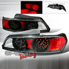 Spec-D Tuning LED Altezza Tail Lights Black - RSX 05-06