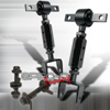 Spec-D Tuning Front & Rear Adjustable Camber Kit Set - RSX 02-06