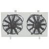 Mishimoto Aluminum Fan Shroud Kit - RSX 02-04